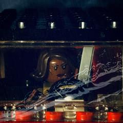 LEGO Bates Motel - Marion Crane - Rihanna