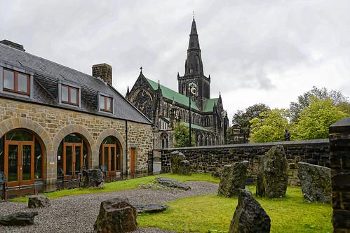 glasgowcathedral cathédraledeglasgow glasgow scotland écosse stmungomuseumofreligiouslifeandart architecture gothicarchitecture architecturegothique michelgauthier nikond7100