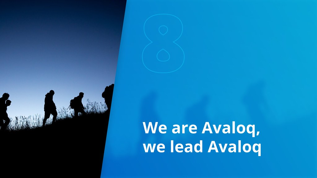 We are Avaloq