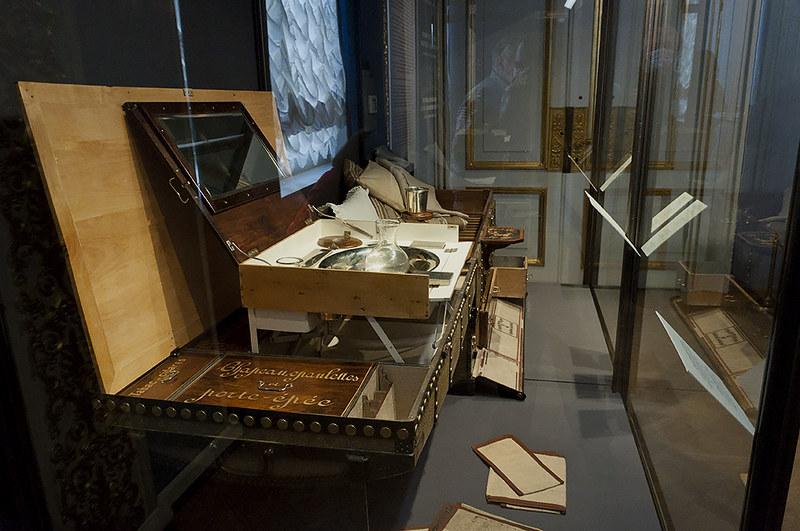 «Время Эрмитажа». Выставка «Сундук с историей и история с сундуком. Дорожный сундук Александра III».