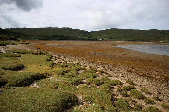 Traigh Bad na Baighe near Laxford Bridge