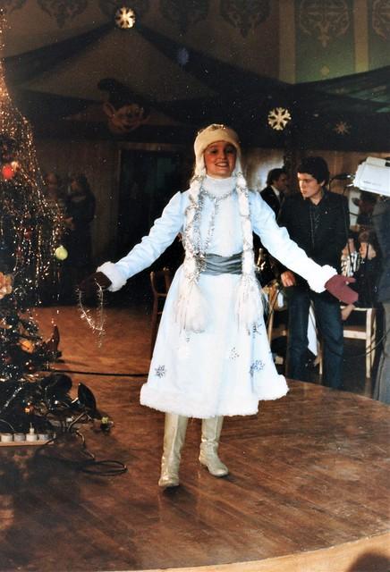 New Year 1984 in Alma-Aty (now Almaty)