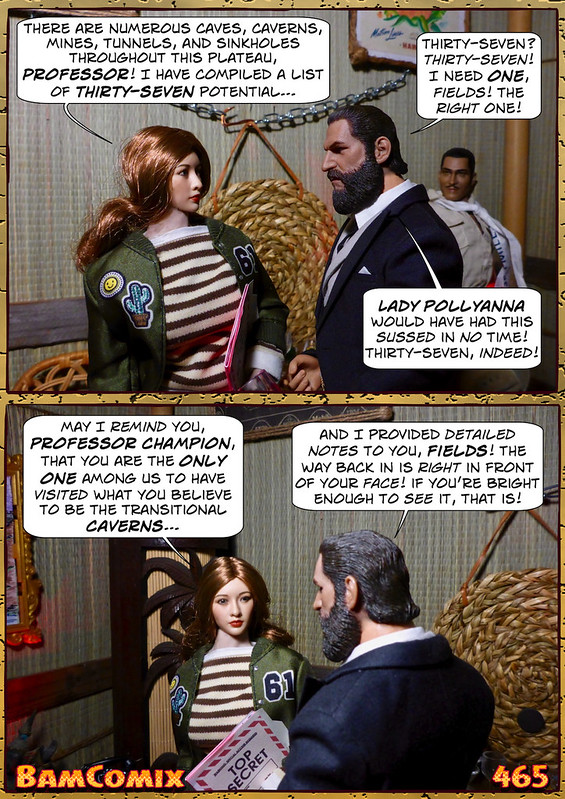 BAMCOMIX Presents - Hidden In The Shadows - Chapter Twenty-Two - Facts and Friction   51066697608_281c31b787_c