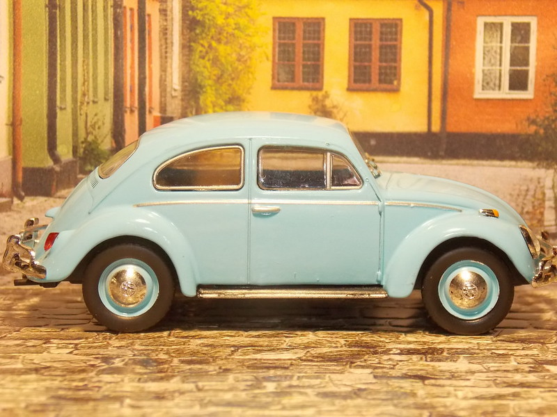 VW Fusca - 1961