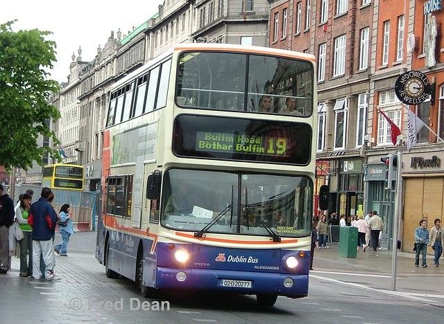 Dublin Bus AV277 (02D20277).
