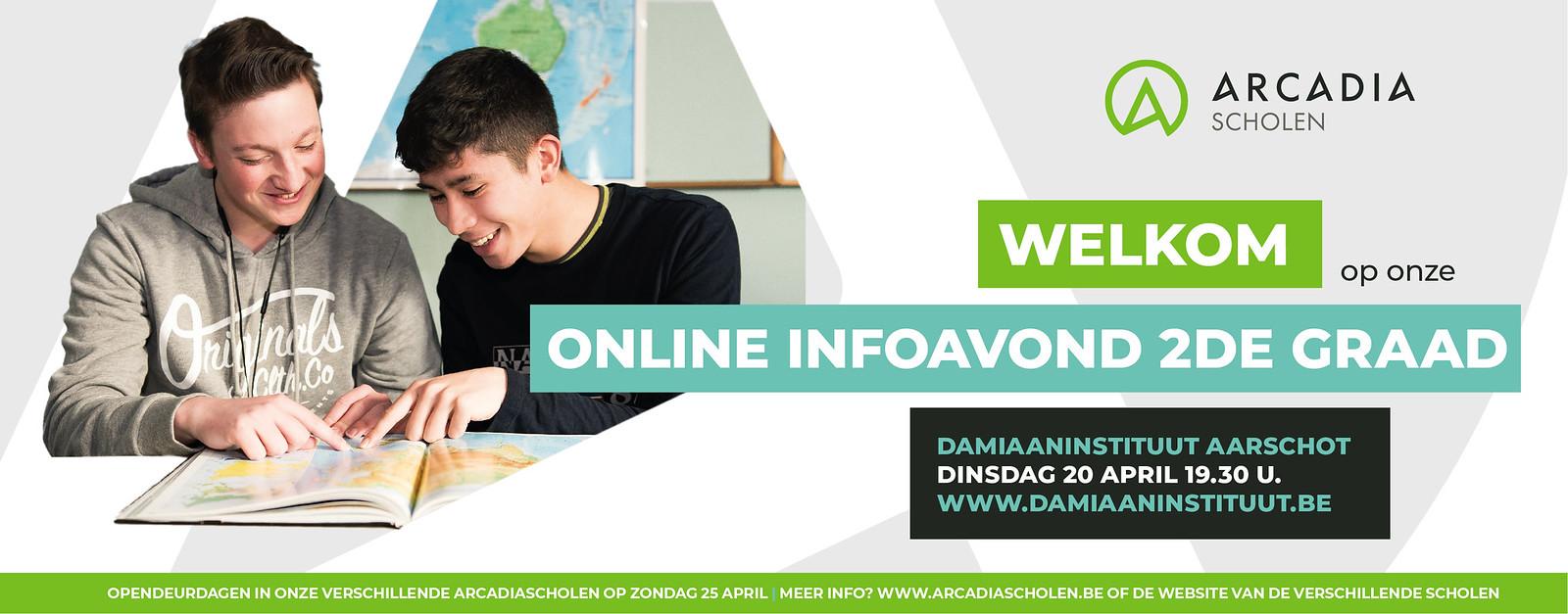 Digitale infoavonden