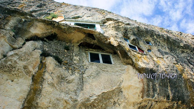 Мангуп-Кале монастырь