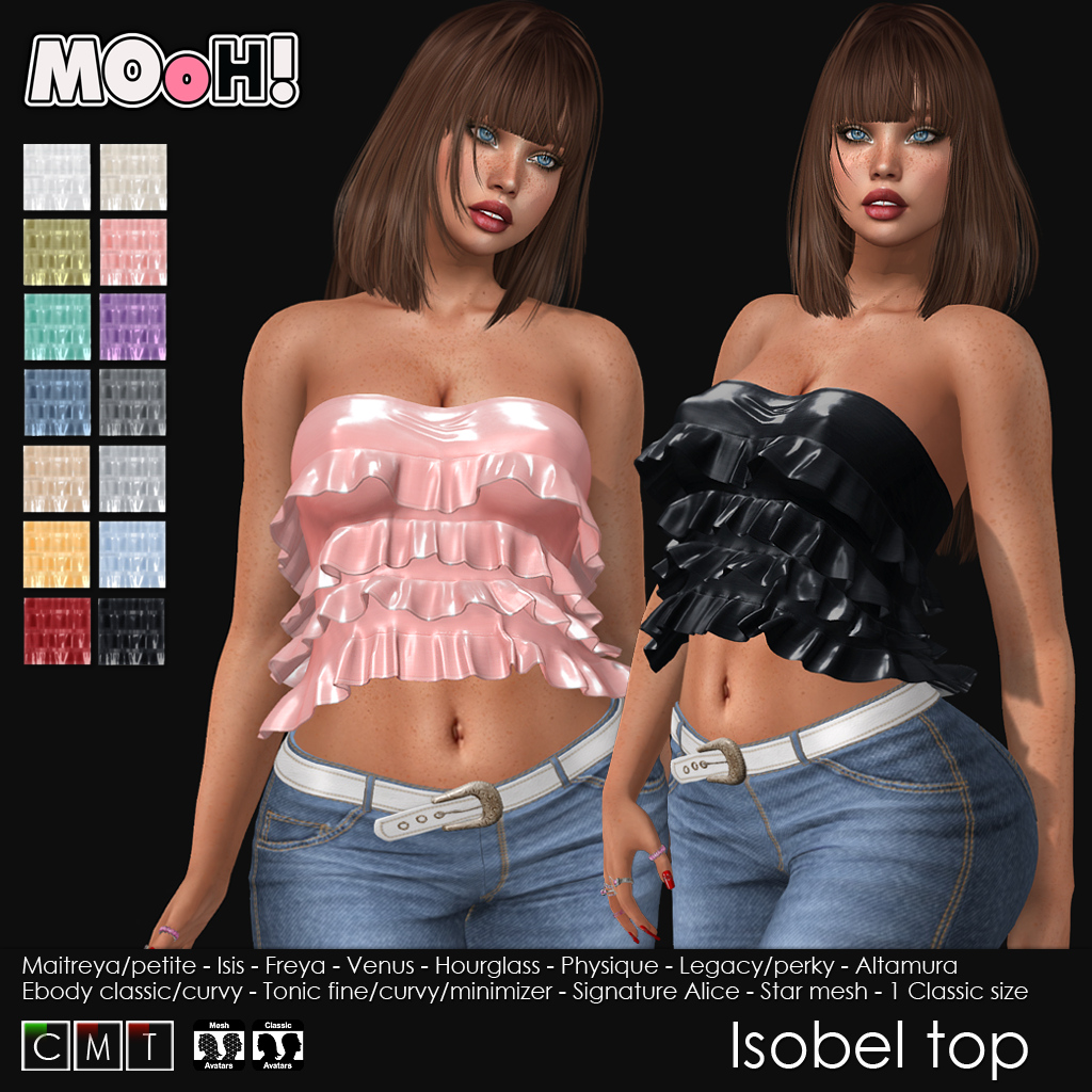 Isobel top