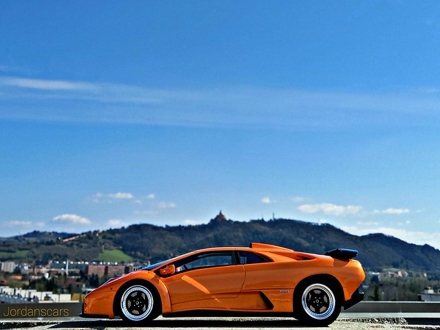 Lamborghini Diablo Gt 1:18 in Bologna