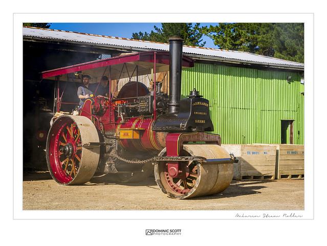 2021 Great Manawatu Steam Fair