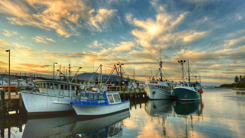 The Marina Bermagui Aust.