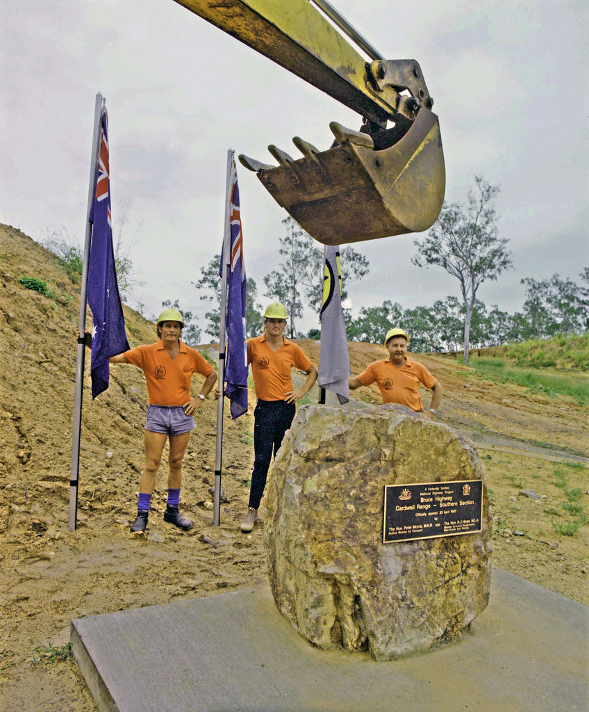 PR1866949 Bruce Highway [Ingham-Innisfail] - Official Opening Northern Bardwell Range - Dept No.C23277