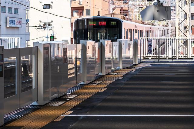 Tobu Railway 50050 type train : 東武50050型電車