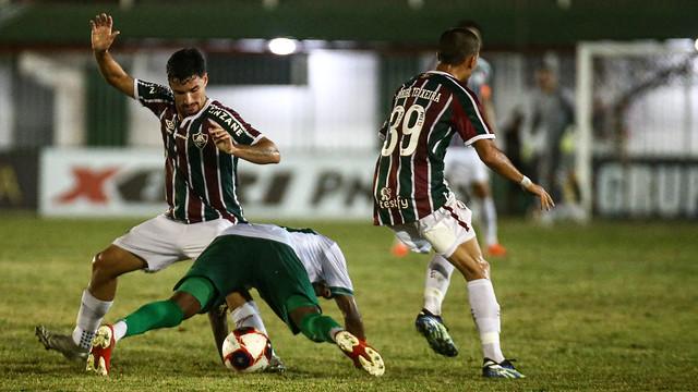 Fluminense x Boavista - 23/03/2021