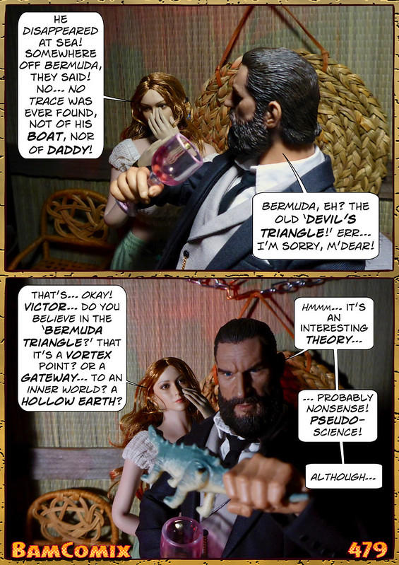BAMCOMIX Presents - Hidden In The Shadows - Chapter Twenty-Two - Facts and Friction   51067337696_792a9e4d41_c