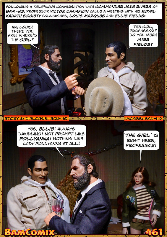 BAMCOMIX Presents - Hidden In The Shadows - Chapter Twenty-Two - Facts and Friction   51067419116_994e738a04_c