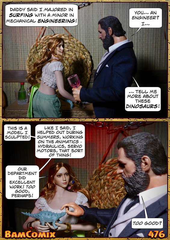 BAMCOMIX Presents - Hidden In The Shadows - Chapter Twenty-Two - Facts and Friction   51067445742_a9b8271d02_c