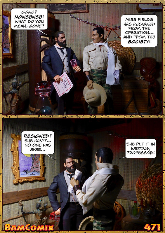 BAMCOMIX Presents - Hidden In The Shadows - Chapter Twenty-Two - Facts and Friction   51067467262_c7f3c38f4c_c