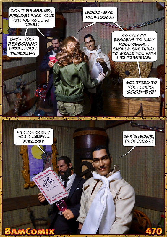 BAMCOMIX Presents - Hidden In The Shadows - Chapter Twenty-Two - Facts and Friction   51067470532_4868c7fa93_c