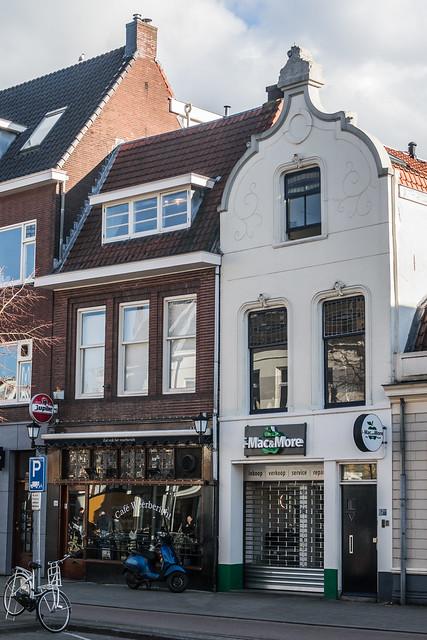 Two shops in Biltstraat, Utrecht