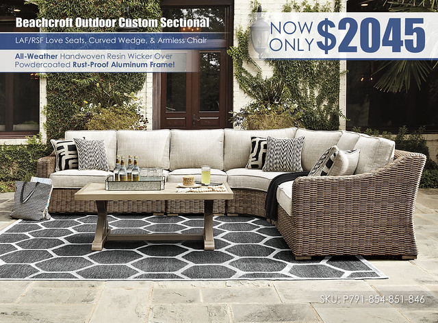 Beachcroft Outdoor Sectional Special_P791-854-851-846_Update