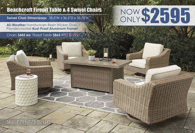 Beachcroft Firepit Table & 4 Swivel Chairs_P791-773-821(4)_Update