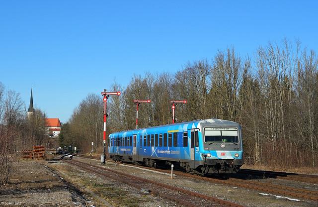 Bahnhof Hörpolding
