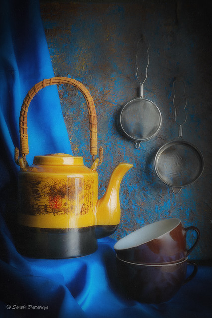 The art of making tea