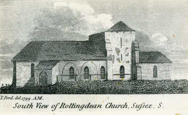 St Margaret's Church South View 1799