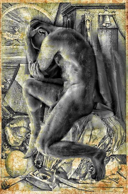 Powerful Melancholia - original pic by Andrea XAstianatte
