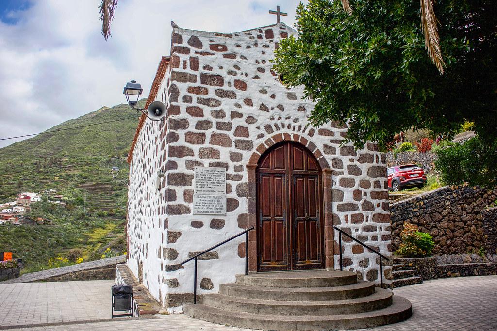 Ermita Nuestra Señora de la Concepción en Teno