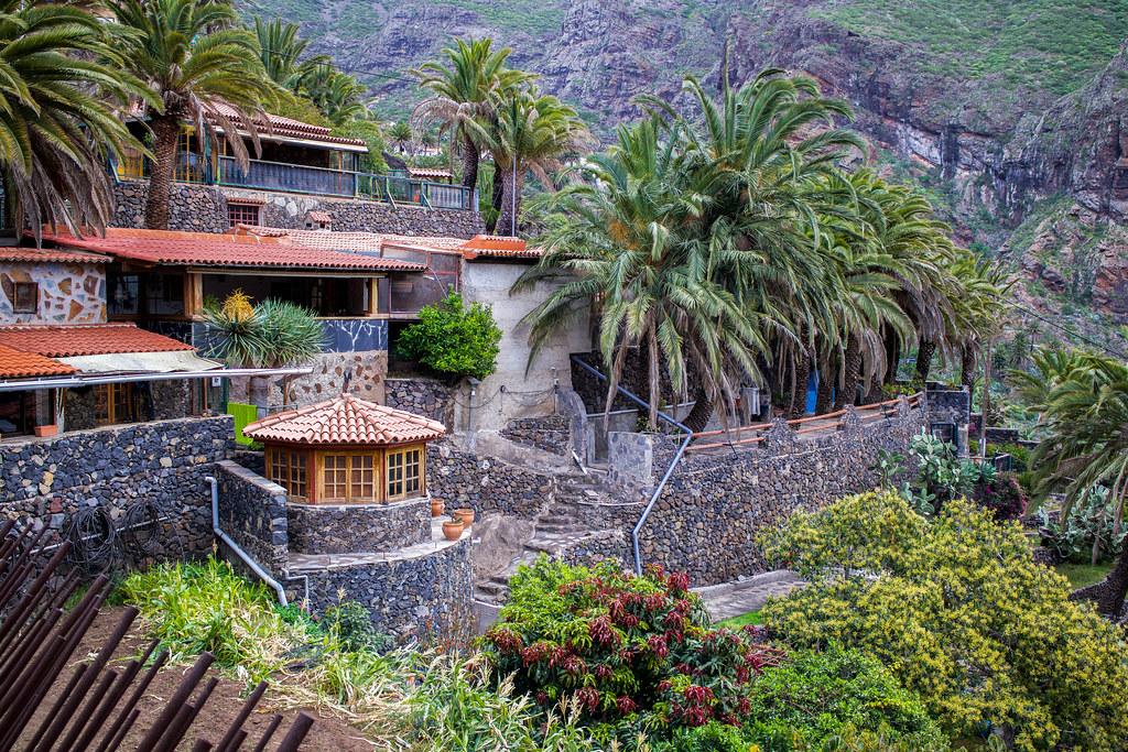 Arquitectura tradicional de Tenerife