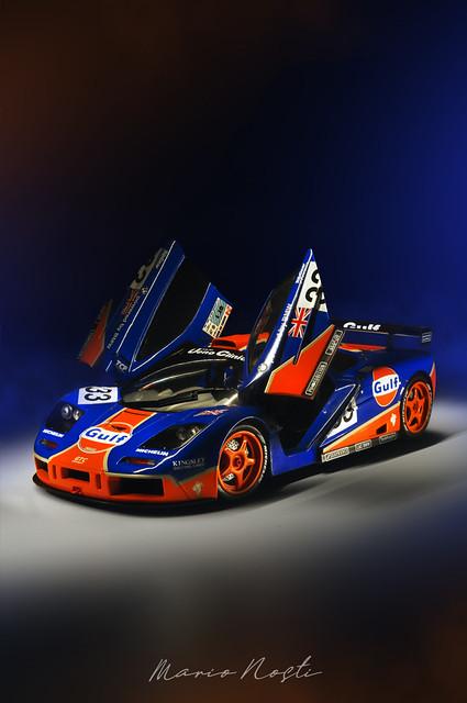 Mclaren F1 GTR - Solido 1/18