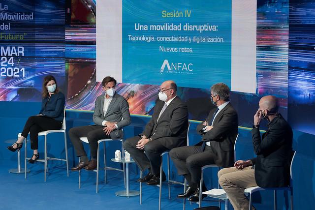 Foro ANFAC - Sesión III - Nuevos servicios 14