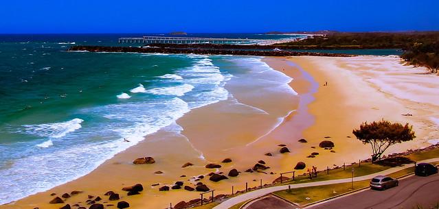Summertime Australia