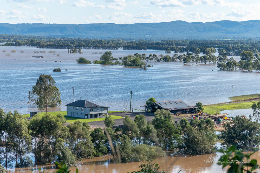 Major Flood in the Lowlands ...