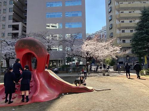恵比寿 タコ公園
