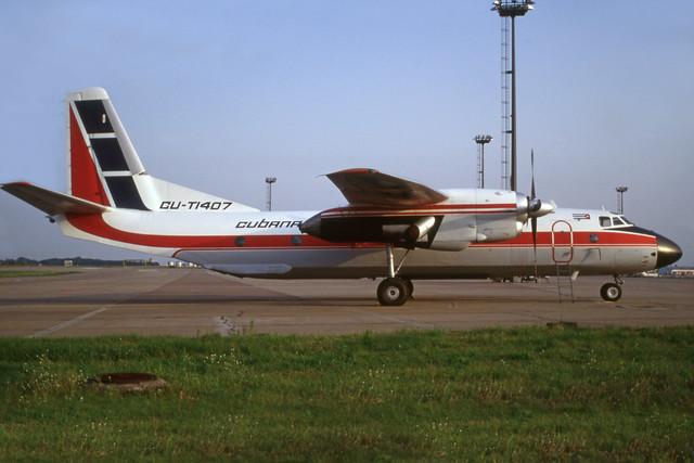 CU-T1407 (Cubana)