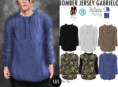 Ad Bomber Jersey