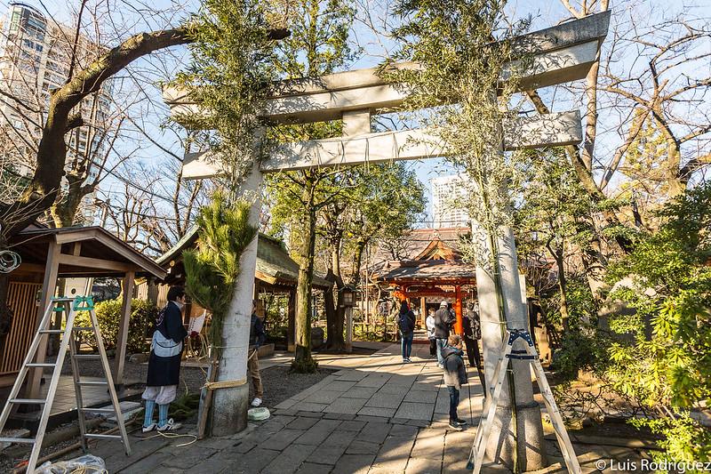Ichi no torii