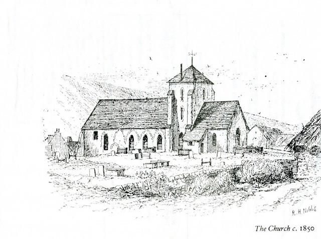 St Margaret's Church 1850