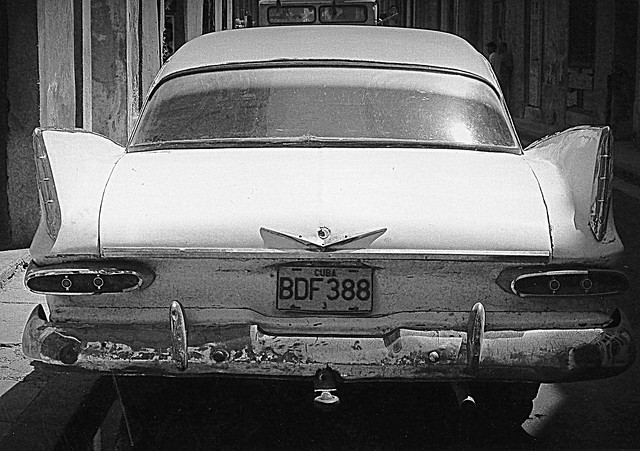 1959 Plymouth in Cuba