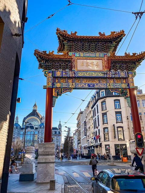 Chinatown, Antwerp
