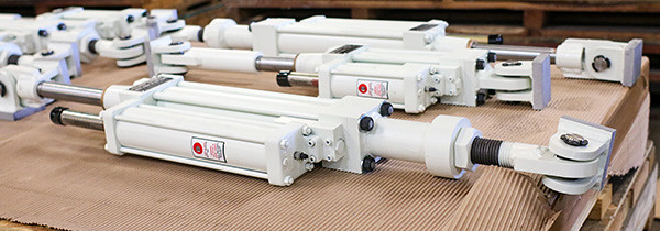 Hydraulic Snubber Assemblies Designed for a Geothermal Power Plant