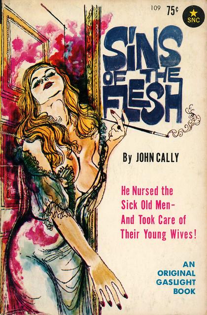 Gaslight Books 109 - John Cally - Sins of the Flesh