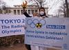 """Aktion und Petitionsübergabe: """"Keine olympischen Wettbewerbe in Fukushima!"""""""