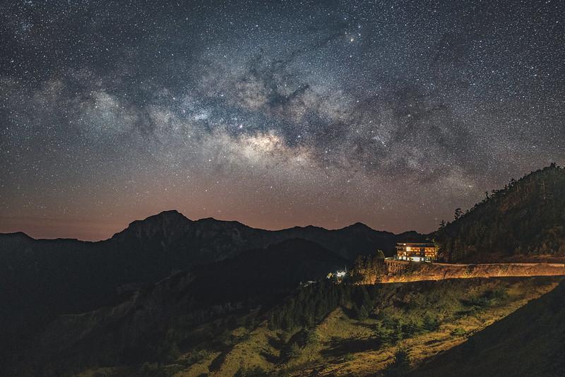 松雪樓銀河|Milkyway