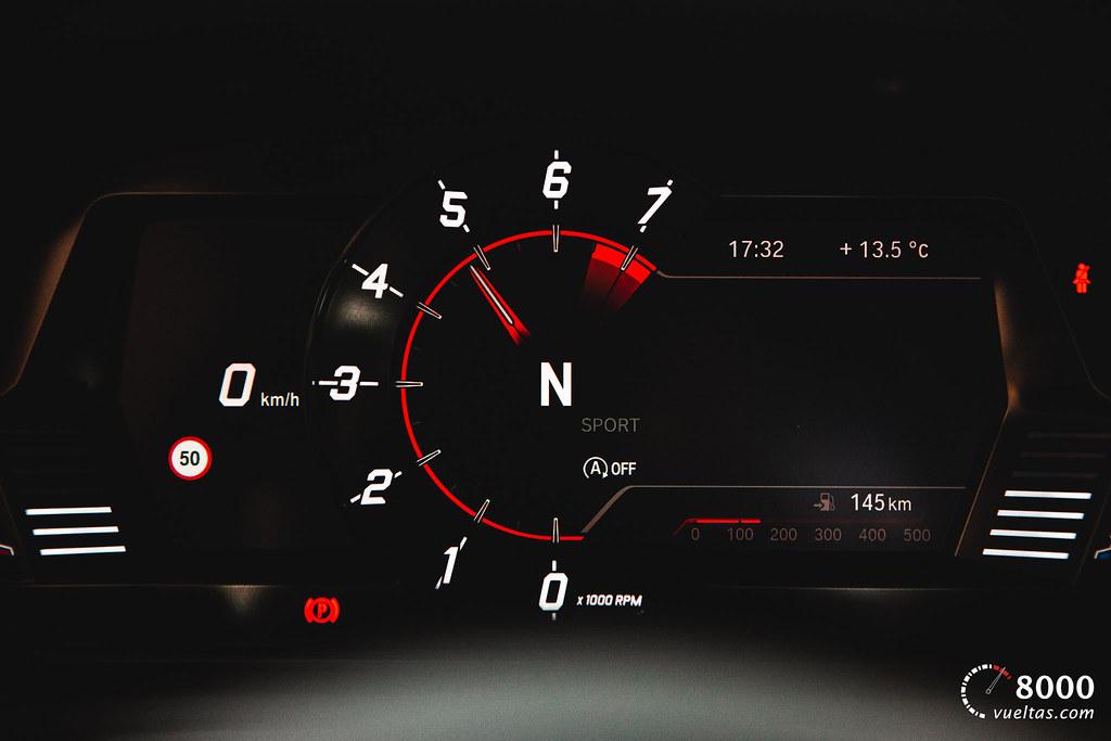 Toyota Supra -  8000vueltas-18