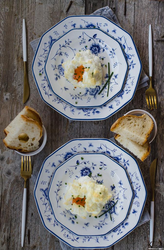 Nuvolette di uova