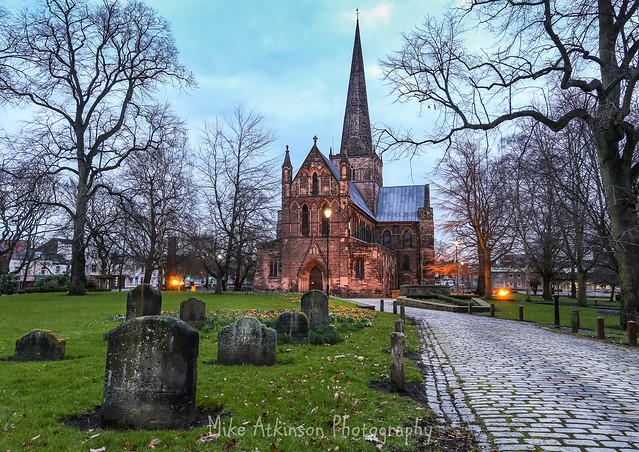 A March Morning At St. Cuthbert's